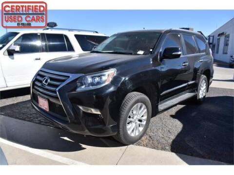 2014 Lexus GX 460 for sale at South Plains Autoplex by RANDY BUCHANAN in Lubbock TX