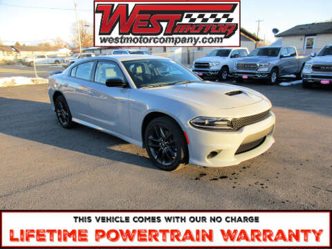 2021 Dodge Charger for sale at West Motor Company in Preston ID