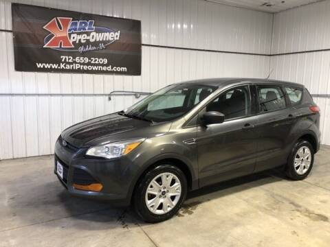 2015 Ford Escape for sale at Karl Pre-Owned in Glidden IA