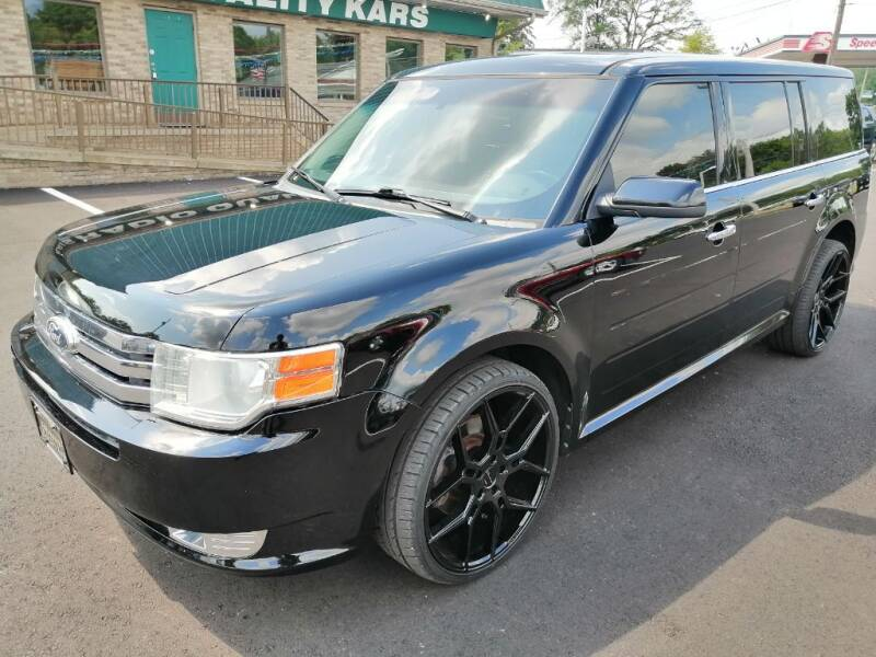 2009 Ford Flex for sale at KRIS RADIO QUALITY KARS INC in Mansfield OH