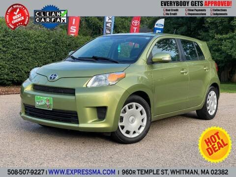 2009 Scion xD for sale at Auto Sales Express in Whitman MA