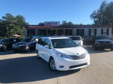 2014 Toyota Sienna for sale at Unicar Enterprise in Lexington SC