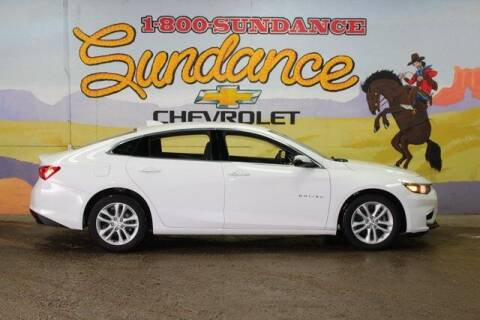 2016 Chevrolet Malibu for sale at Sundance Chevrolet in Grand Ledge MI