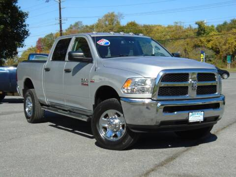2015 RAM Ram Pickup 2500 for sale at Jarboe Motors in Westminster MD