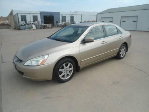 2004 Honda Accord for sale at Twin City Motors in Scottsbluff NE