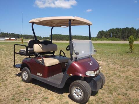 2012 E-Z-GO RXV for sale at Elk Creek Motors LLC in Park Rapids MN