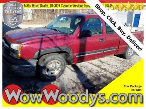 2004 Chevrolet Silverado 1500 for sale at WOODY'S AUTOMOTIVE GROUP in Chillicothe MO