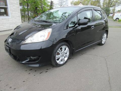 2010 Honda Fit for sale at BOB & PENNY'S AUTOS in Plainville CT