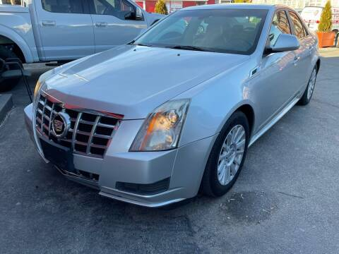 2013 Cadillac CTS for sale at Mass Auto Exchange in Framingham MA