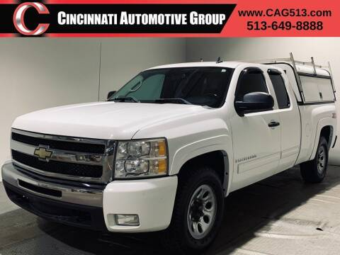 2009 Chevrolet Silverado 1500 for sale at Cincinnati Automotive Group in Lebanon OH