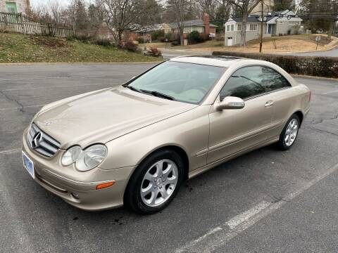 2003 Mercedes-Benz CLK for sale at Car World Inc in Arlington VA