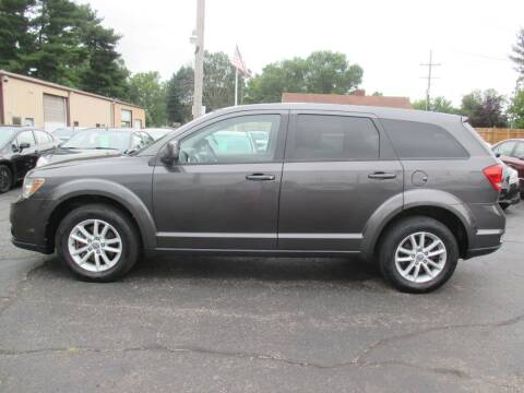 2016 Dodge Journey for sale at Home Street Auto Sales in Mishawaka IN