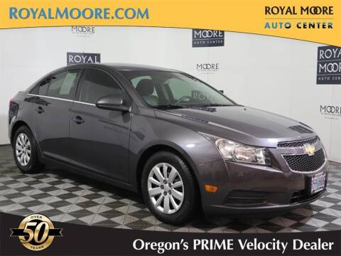 2011 Chevrolet Cruze for sale at Royal Moore Custom Finance in Hillsboro OR