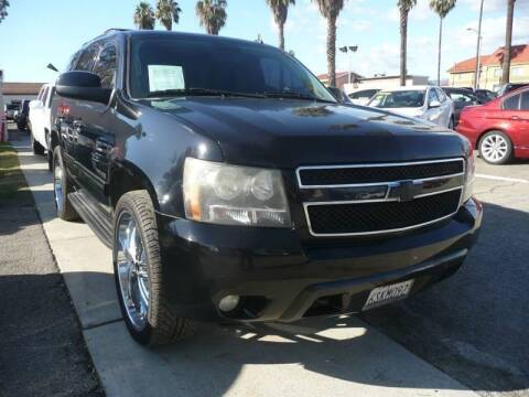 2011 Chevrolet Tahoe for sale at F & A Car Sales Inc in Ontario CA