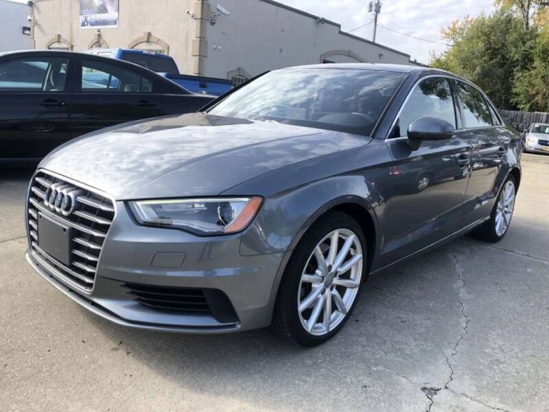 2015 Audi A3 for sale at T & G / Auto4wholesale in Parma OH