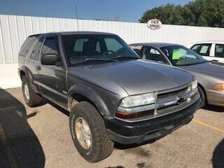 2004 Chevrolet Blazer for sale at WELLER BUDGET LOT in Grand Rapids MI