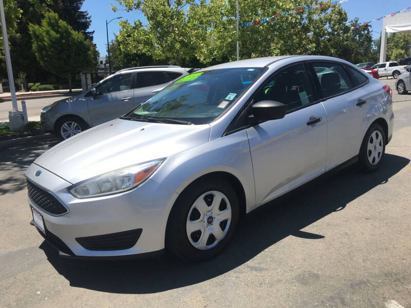 2015 Ford Focus for sale at Autos Wholesale in Hayward CA