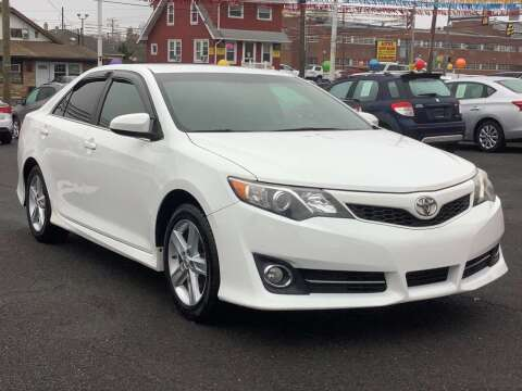 2014 Toyota Camry for sale at Active Auto Sales in Hatboro PA