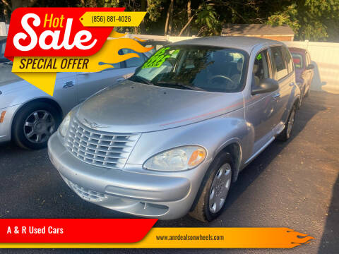 2005 Chrysler PT Cruiser for sale at A & R Used Cars in Clayton NJ