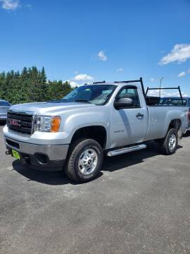 2014 GMC Sierra 2500HD for sale at Jeff's Sales & Service in Presque Isle ME