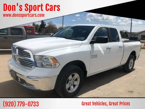 2017 RAM Ram Pickup 1500 for sale at Don's Sport Cars in Hortonville WI
