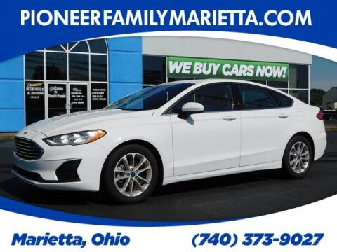 2020 Ford Fusion for sale at Pioneer Family preowned autos in Williamstown WV
