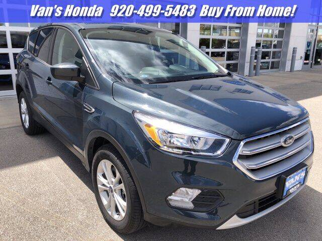 2019 Ford Escape for sale in Green Bay, WI