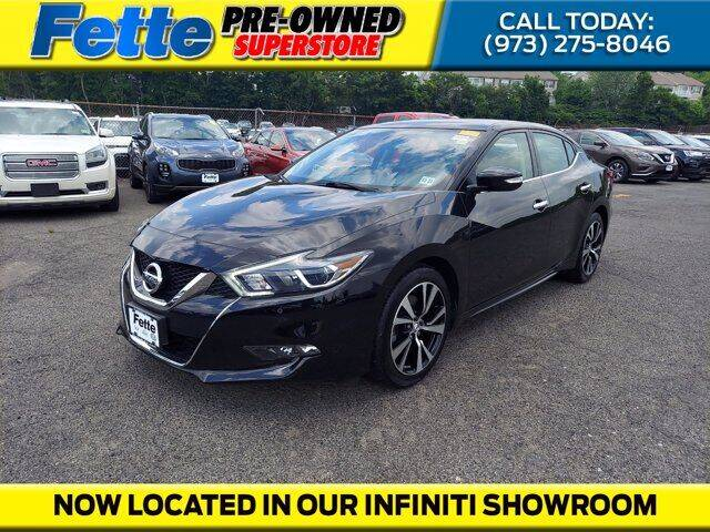 2018 Nissan Maxima for sale in Clifton, NJ