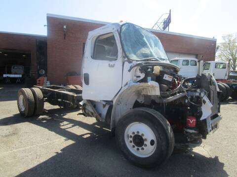 2018 Freightliner Business class M2 for sale at Lynch's Auto - Cycle - Truck Center - Trucks and Equipment in Brockton MA