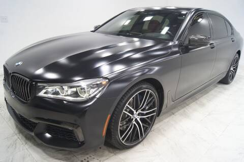 2017 BMW 7 Series for sale at Sacramento Luxury Motors in Carmichael CA
