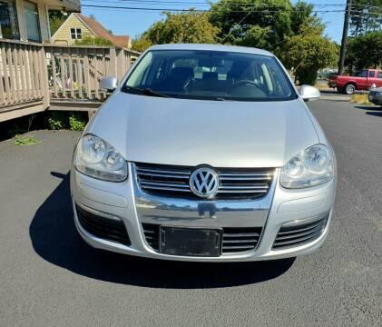 2007 Volkswagen Jetta for sale at Life Auto Sales in Tacoma WA