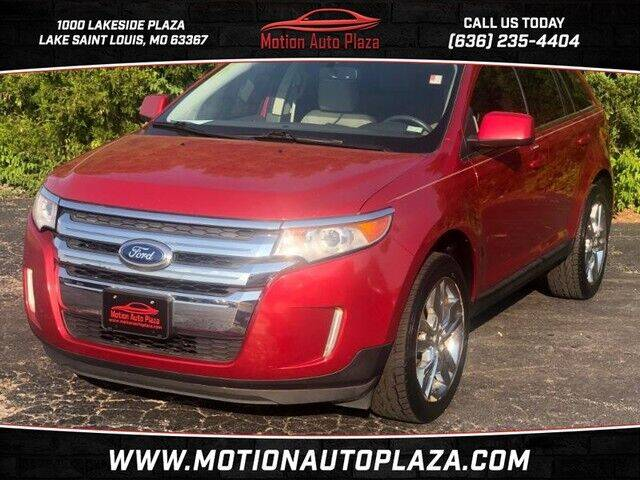 2011 Ford Edge for sale at Motion Auto Plaza in Lakeside MO