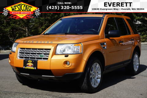 2008 Land Rover LR2 for sale at West Coast Auto Works in Edmonds WA