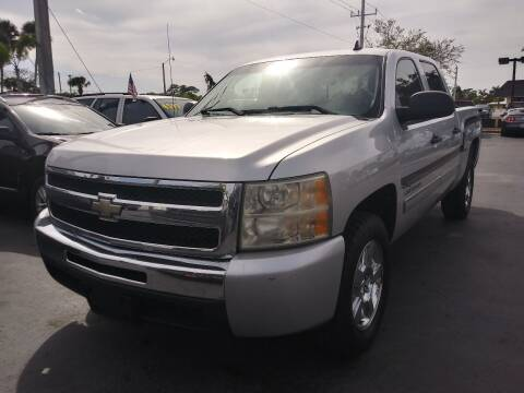 2011 Chevrolet Silverado 1500 Hybrid for sale at Celebrity Auto Sales in Port Saint Lucie FL