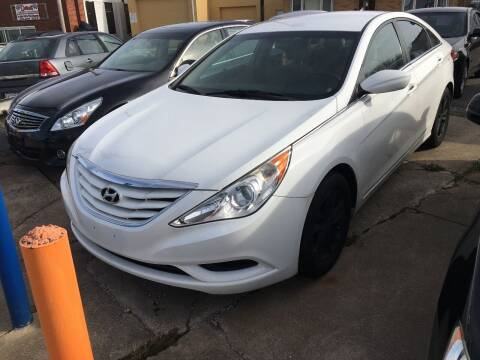 2011 Hyundai Sonata for sale at Payless Auto Sales LLC in Cleveland OH