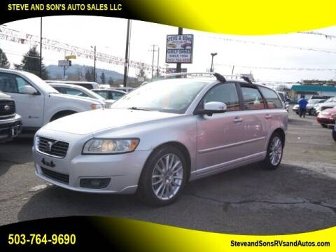 2009 Volvo V50 for sale at Steve & Sons Auto Sales in Happy Valley OR
