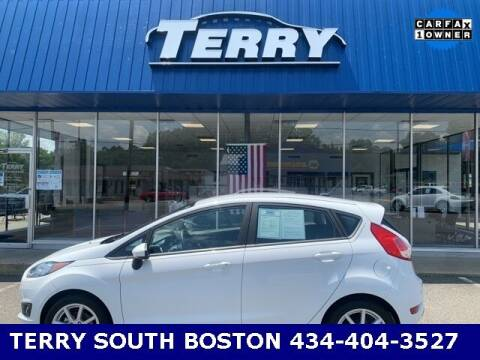 2019 Ford Fiesta for sale at Terry of South Boston in South Boston VA