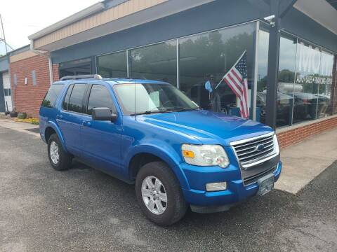 2010 Ford Explorer for sale at Mott's Inc Auto in Live Oak FL