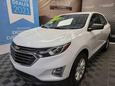 2019 Chevrolet Equinox for sale at X Drive Auto Sales Inc. in Dearborn Heights MI