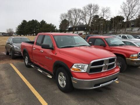 2011 RAM Ram Pickup 1500 for sale at Gross Motors of Marshfield in Marshfield WI
