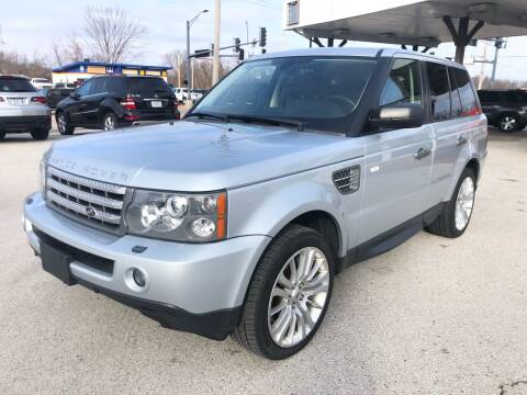 2009 Land Rover Range Rover Sport for sale at Auto Target in O'Fallon MO