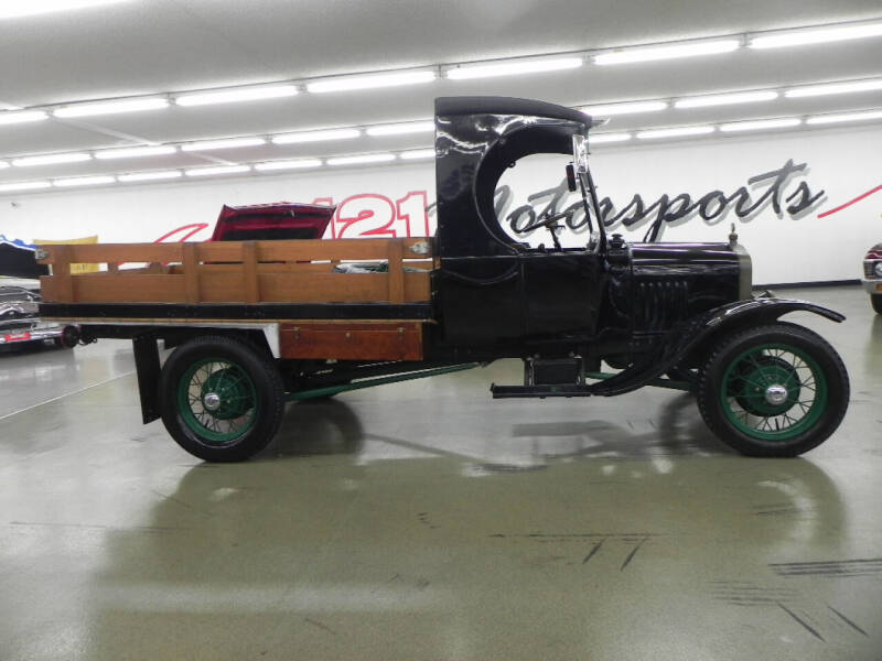 1924 Ford Model T for sale at 121 Motorsports in Mount Zion IL