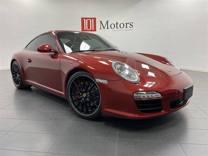 2009 Porsche 911 for sale at 101 MOTORS in Tempe AZ