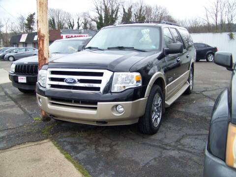 2007 Ford Expedition EL for sale at Collector Car Co in Zanesville OH