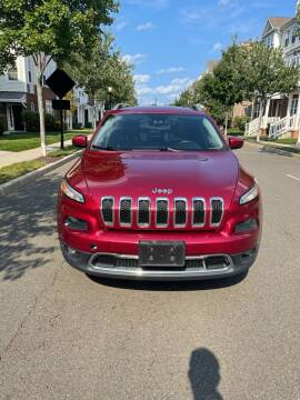 2014 Jeep Cherokee for sale at Pak1 Trading LLC in South Hackensack NJ
