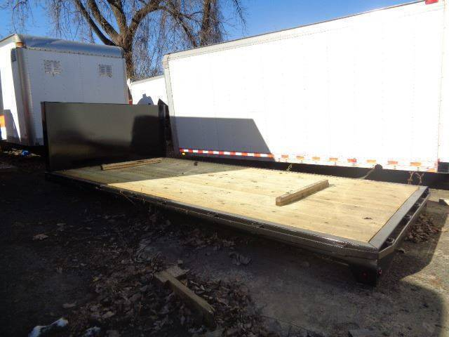 2014 Flatbed Body for sale at Advanced Truck in Hartford CT