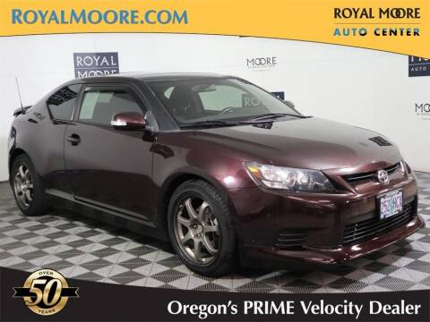 2012 Scion tC for sale at Royal Moore Custom Finance in Hillsboro OR