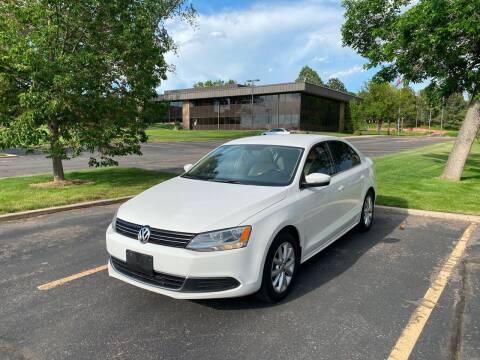 2014 Volkswagen Jetta for sale at QUEST MOTORS in Englewood CO