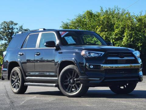 2021 Toyota 4Runner for sale at BuyRight Auto in Greensburg IN