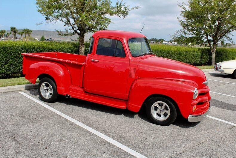 1955 Chevrolet C/K 20 Series for sale in Sarasota, FL